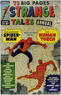 Strange Tales Annual 2 - for sale - mycomicshop