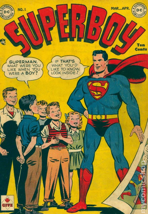 Superboy 1 - for sale - mycomicshop