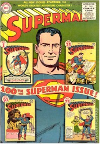 Superman 100 - for sale - mycomicshop