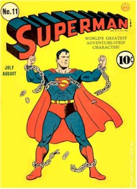 Superman 11 - for sale - mycomicshop