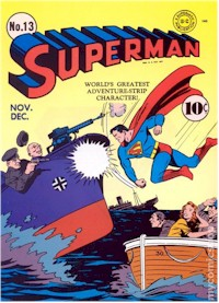 Superman 13 - for sale - mycomicshop