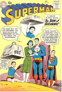 Superman 140 - for sale - mycomicshop