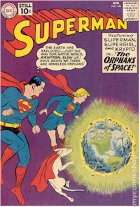 Superman 144 - for sale - mycomicshop