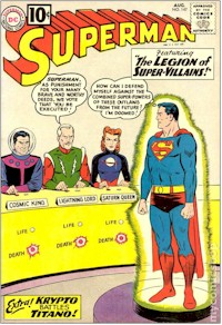 Superman 147 - for sale - mycomicshop