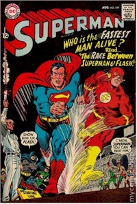 Superman 199 - for sale - mycomicshop
