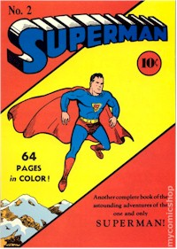 Superman 2 - for sale - mycomicshop