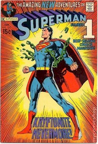 Superman 233 - for sale - mycomicshop
