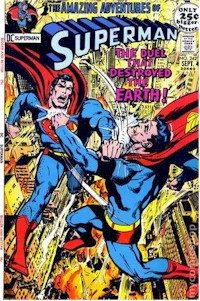 Superman 242 - for sale - mycomicshop