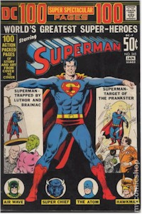 Superman 245 - for sale - mycomicshop