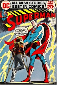Superman 254 - for sale - mycomicshop