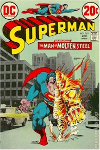 Superman 263 - for sale - mycomicshop