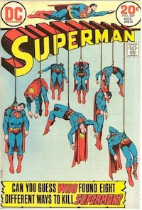 Superman 269 - for sale - mycomicshop