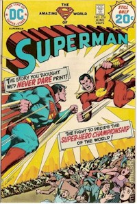 Superman 276 - for sale - mycomicshop