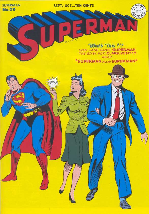 Superman 30 - for sale - mycomicshop