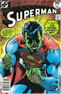 Superman 317 - for sale - mycomicshop