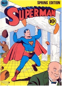 Superman 4 - for sale - mycomicshop