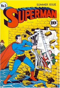 Superman 5 - for sale - mycomicshop