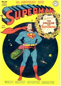 Superman 53 - for sale - mycomicshop