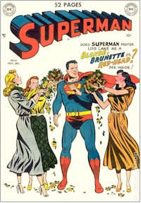 Superman 61 - for sale - mycomicshop