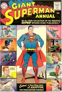 Superman Annual 1 - for sale - mycomicshop