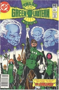 Tales of Green Lantern Corps 1 - for sale - mycomicshop