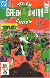 Tales of the Green Lantern Corps 2 - for sale - mycomicshop
