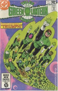 Tales of the Green Lantern Corps 3 - for sale - mycomicshop