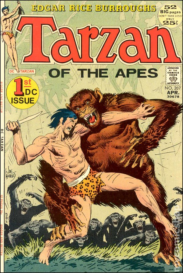 Tarzan 207 - for sale - mycomicshop