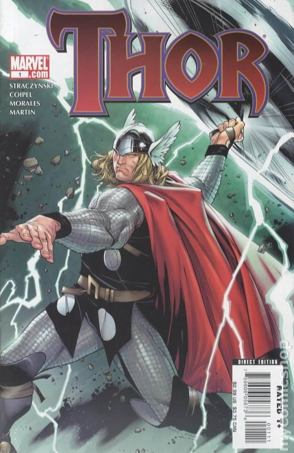 Thor 1 - 2007 - for sale - mycomicshop