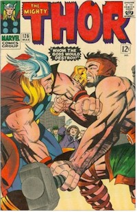 Thor 126 - for sale - mycomicshop