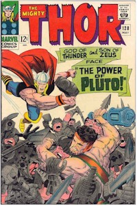 Thor 128 - for sale - mycomicshop