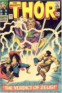 Thor 129 - for sale - mycomicshop