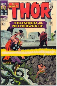 Thor 130 - for sale - mycomicshop