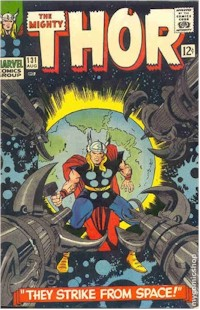 Thor 131 - for sale - mycomicshop