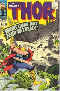 Thor 132 - for sale - mycomicshop
