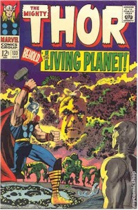 Thor 133 - for sale - mycomicshop