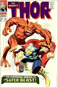 Thor 135 - for sale - mycomicshop