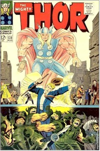 Thor 138 - for sale - mycomicshop