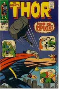 Thor 141 - for sale - mycomicshop