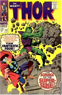 Thor 142 - for sale - mycomicshop