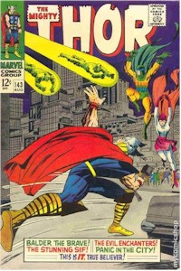 Thor 143 - for sale - mycomicshop