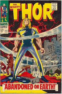 Thor 145 - for sale - mycomicshop