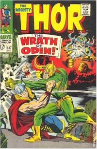 Thor 147 - for sale - mycomicshop