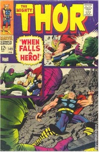 Thor 149 - for sale - mycomicshop