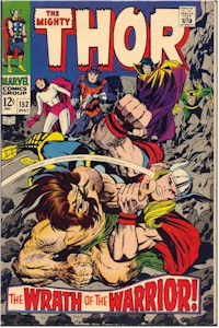 Thor 152 - for sale - mycomicshop