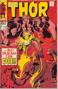 Thor 153 - for sale - mycomicshop
