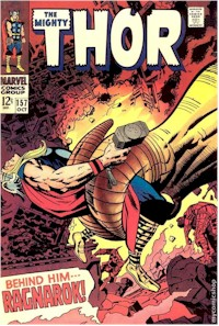 Thor 157 - for sale - mycomicshop