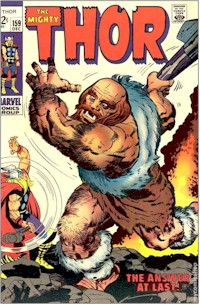 Thor 159 - for sale - mycomicshop