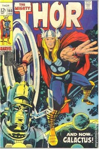 Thor 160 - for sale - mycomicshop