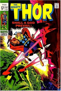 Thor 161 - for sale - mycomicshop